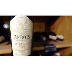 ARBOIS TROUSSEAU FRUITIERE D'ARBOIS ROUGE 2009