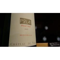 PYLAE PINOT NOIR CHATEAU DE VAUX ROUGE 2010
