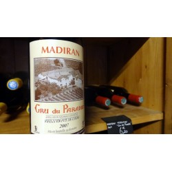 MADIRAN TRADITION CRU DU PARADIS ROUGE 2007