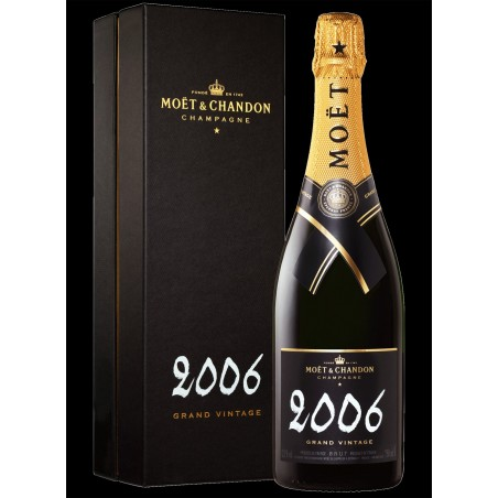 MOËT ET CHANDON GRAND VINTAGE BRUT BLANC 2009