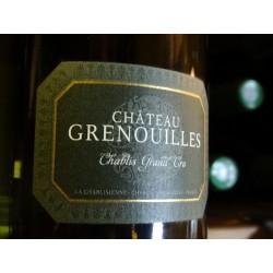 CHABLIS GRAND CRU LES GRENOUILLES LA CHABLISIENNE BLANC 2009