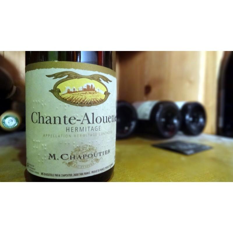 HERMITAGE CHANTE ALOUETTE M. CHAPOUTIER BLANC 2011