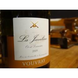 VOUVRAY LA JAVELINE BLANC 2009