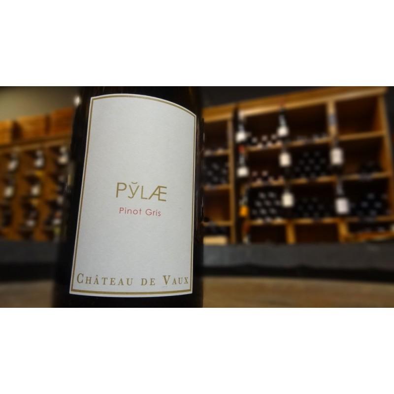 PYLAE PINOT GRIS CHATEAU DE VAUX BLANC 2012