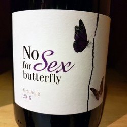 NO SEX FOR BUTTERFLY...